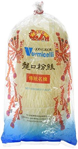 Nan Fen Zhuang Lungkow Glasnudeln 500g, 15er Pack (15 x 500 g)