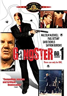 Gangster No. 1 by Malcolm McDowell