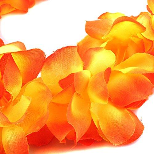 PIXNOR-Collar-de-flores-Hawaiana-para-Fiesta-Disfraces-amarillo