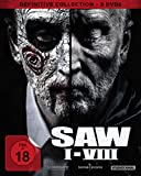 Saw I-VIII (Definitive Collection, 8 Discs)