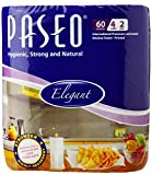 #8: Paseo Tissues Printed Kitchen Towels - 4 Rolls