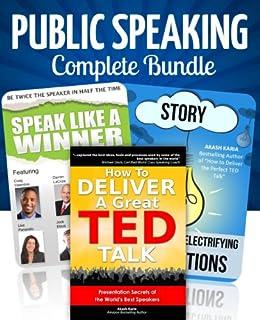 Public Speaking: The Complete Bundle (English Edition) par [Karia, Akash]