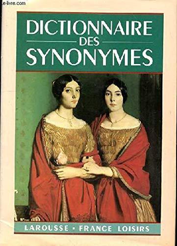 Nouveau dictionnaire des synonymes (Larousse thématique)
