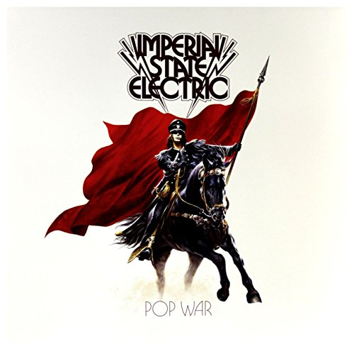 Imperial State Electric: Pop War [Winyl] [Winyl]