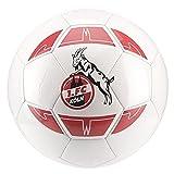 Erima SMU 1. FC Köln Fan Ball size Mini Saison 2015/2016 - white/red, Größe #:1