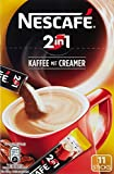 NESCAFÉ 2 in 1, Löslicher Kaffee, Sticks 11x8g, 8er Pack (8 x 11 x 8g)