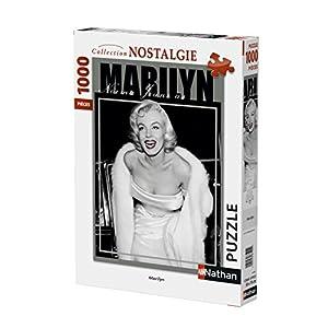 Nathan-Puzzle Marilyn Monroe 1000Piezas, 87608