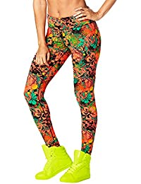 Zumba Fitness – Women's Perfect Long Leggings Woman Pants Queen of the Jungle, Womens, Queen Of The Jungle Perfect Long Leggings