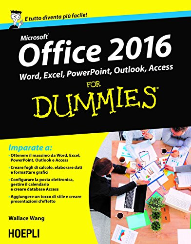 Office 2016 For Dummies. Word, Excel, PowerPoint, Outlook, Access