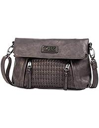 d938d5ee5 Lois - Bolso para Mujer Bandolera Hobo Shopping Hombro, Mochila Casual.  Cuero PU Piel