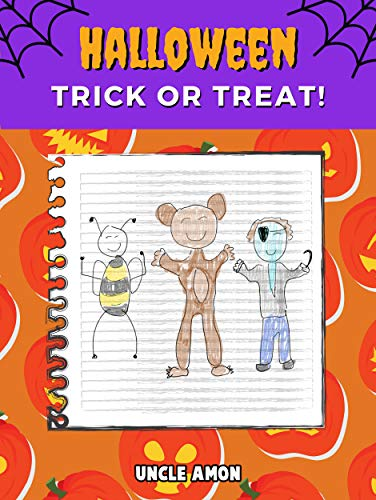 Halloween Trick or Treat!: Rhyming Halloween Story for Kids (English Edition) por Uncle Amon