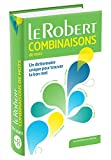 Dictionnaire des combinaisons de mots - Version Poche Plus...
