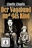 Charlie Chaplin-der Vagabund und das Kind