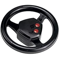 409235 rolly rolly toys steering wheel with sound in a display box