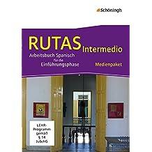 RUTAS Intermedio - Arbeitsbuch für Spanisch als fortgeführte Fremdsprache in der Einführungsphase der gymnasialen Oberstufe in Nordrhein-Westfalen u.a.: Medienpaket: Audio-CD und DVD