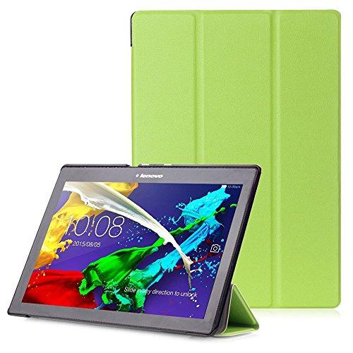 "cover per tablet lenovo Lenovo Tab 2 A10 / Tab3 10 Plus / Tab3 10 Business Cover - Custodia con Funzione Auto Sveglia / Sonno per Lenovo Tab 2 A10-30 / A10-70 / Tab3 10 Plus / Tab3 10 Business 10.1"" Tablet"