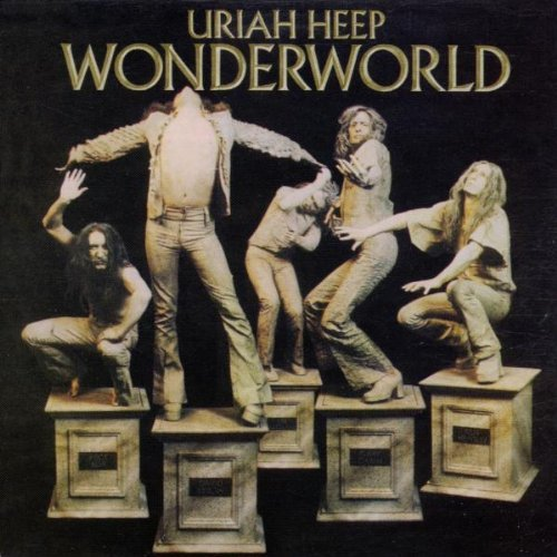 Wonderworld by URIAH HEEP (1996-03-10)