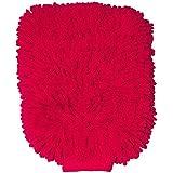 Pur Clean microfibre Gant–Combiné Plâtre Manique et Plumeau, divers coloris au choix rose bonbon
