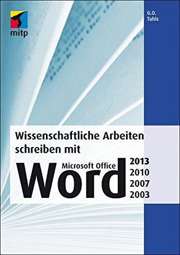 Word Handbuch Bestseller