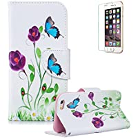 Funyye Custodia per iphone 6 iphone 6S in Pelle Cover
