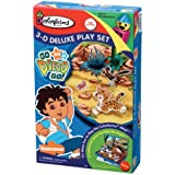 Go, Diego, Go! 3-D Deluxe Play Set by Colorforms