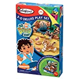 Go, Diego, Go! 3-D Deluxe Play Set