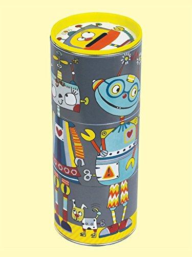 Rachel Ellen dinero latas-3niveles giratoria tin-
