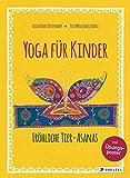 Yoga für Kinder: Fröhliche Tier-Asanas
