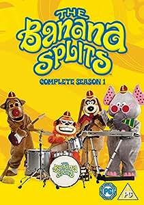 The Banana Splits - Complete Season 1 [DVD] [2009]