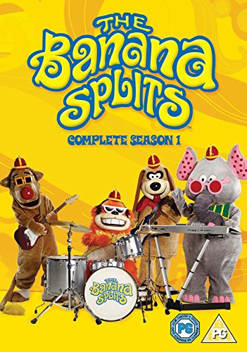 The Banana Splits - Complete Season 1 [DVD] [2009]