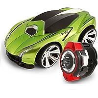 Comando Vocale Auto, Megadream Smart Watch Voice Control 2.4G Frequenza batteria Creative RC auto con freni e Dazzling Fari voce ON/OFF per bambini studenti giocattoli regali
