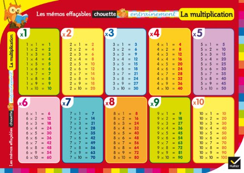 La multiplication les m mos effa ables at shop ireland for Les multiplications