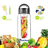 Bonison Fruit Infused Water Bottles Review and Comparison