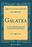 Galatea: In Neuer Bearbeitung und mit den Steinzeichnungen (Classic Reprint)