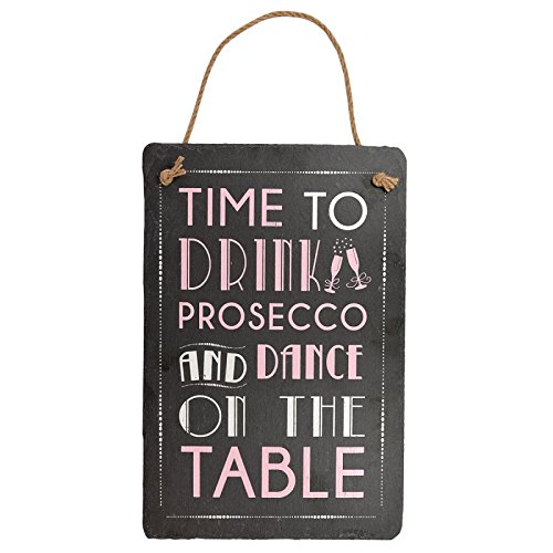 ng Slate Plaque Sign Gift New Say It With Slate Range ()