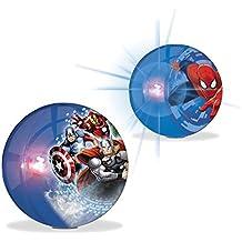 Marvel - Pelota Flash con luz (Mondo 09753)