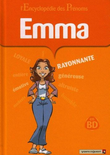 Emma en bandes dessinées par Gégé
