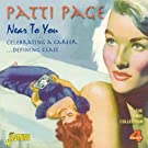 Near To You - Celebrating A Career - Defining Class [ORIGINAL RECORDINGS REMASTERED] 4CD SET Box set, Import Edition by Patti Page (2011) Audio CD