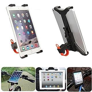 Wooya Motorrad Fahrrad Fahrrad Mikrofonstand Holder Mount for Ipad Air 2 Mini 4 3 7-11Inch Tablet