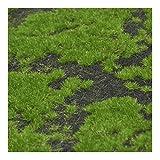 SUNNAIYUAN Herbe Artificielle de première qualité, décoration de Vue intérieure/extérieure Parfaite for la Mousse de Plantes Micro-paysages (1m * 1m) (Size : 2pack)