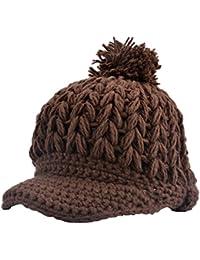 Coxeer casque femme chaude hiver chapeau laine hiver chaude casquette femme chapeau femme hiver chaude