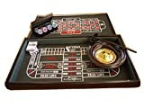 Mesa Ruleta Dados Blackjack fichas poker casino