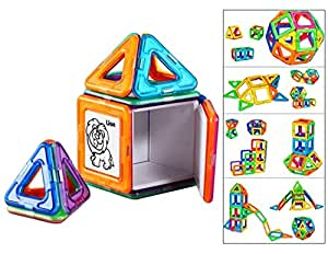 MAG-WISDOM Intelligent Magnetic Toy 20pc Set