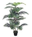 Palmier Palma Plante Artificielle Artificiel 160cm Decovego