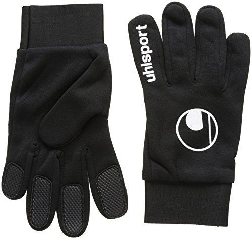 uhlsport Handschuhe FCK Feldspielerhandschuh 459-1, Schwarz, 8, 1000967020406