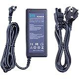 Dtk® Unidad de alimentación para portátil ASUS / TOSHIBA / Lenovo / Medion Output: 19V 3.42A 65W Cargador y adaptador