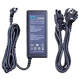 DTK Chargeur Adaptateur Secteur pour ASUS / TOSHIBA / LENOVO / MEDION: 19V 3,42A 65W Connecteur: 5.5*2.5mm Alimentation pour ordinateur portable