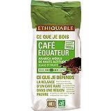 Éthiquable café moulu équateur bio 500g - ( Prix Unitaire ) - Envoi Rapide Et Soignée