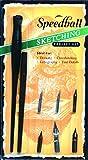 Unbekannt Speedball 2964 Sketching Pen Malk?sten (Set)