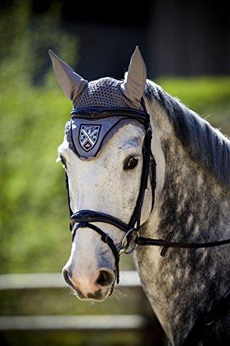 EQUIT\'M Maske Reiten E.L. Aufkleber by equit\' M Pflege des Pferdes und Scuderia equit\' M